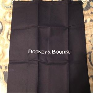 Dooney & Bourke dust bag